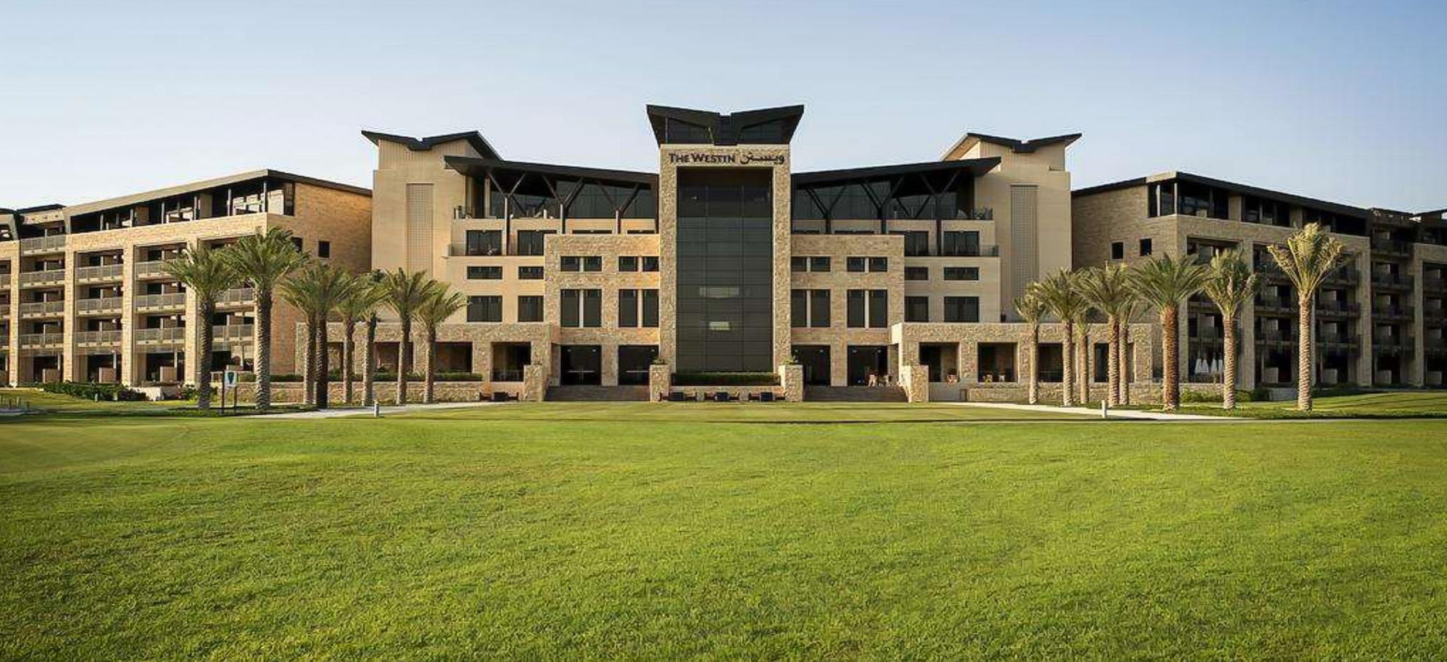 Abu Dhabi Golfreise 2