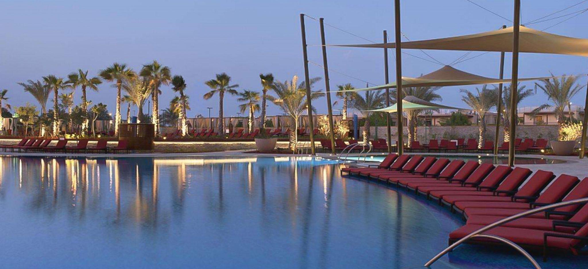 Abu Dhabi Golfreise 5