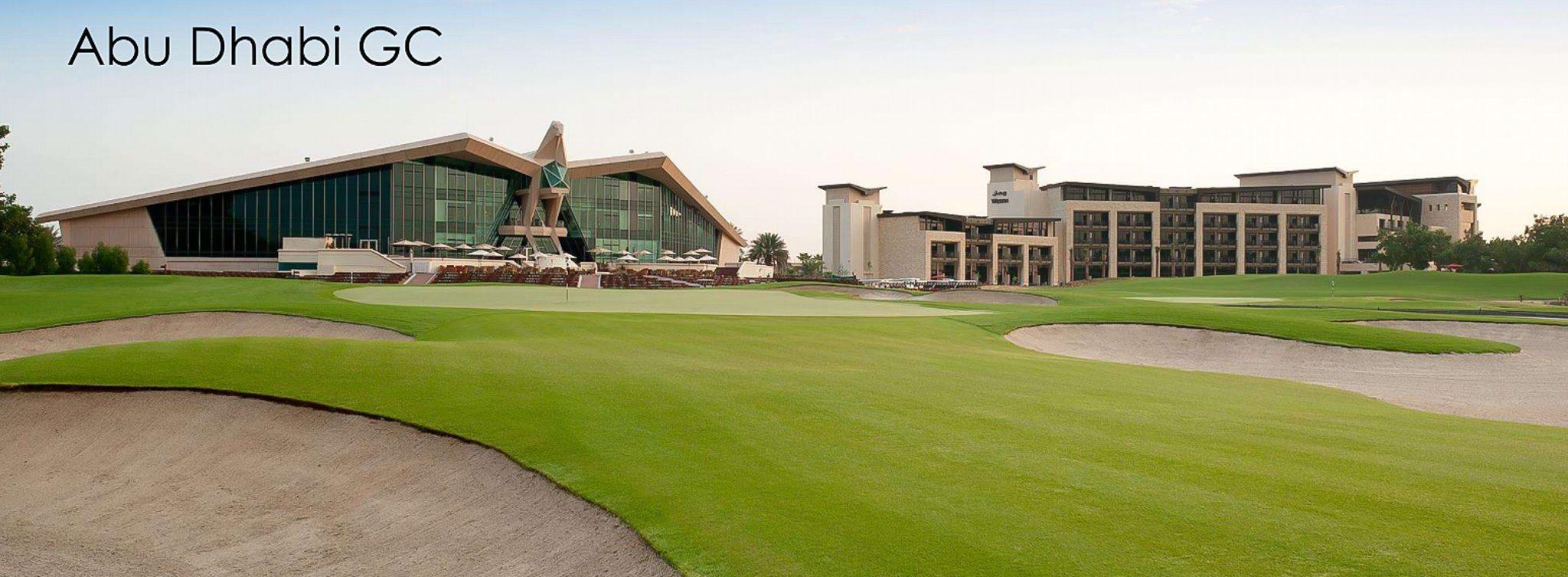 Abu Dhabi Golfreise 7
