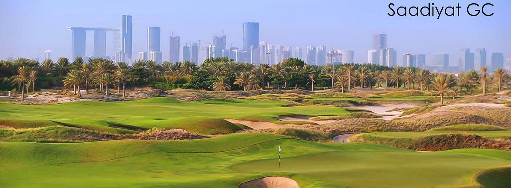 Abu Dhabi Golfreise 8