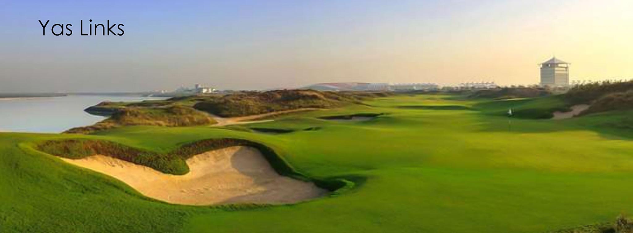 Abu Dhabi Golfreise 9