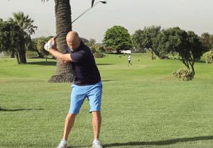 So sollten Sie den Abschwung beim Golf starten
