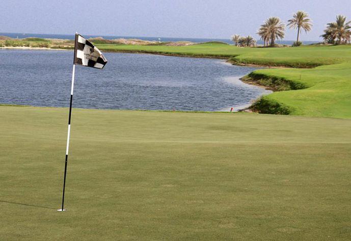 Abu Dhabi Golfeise mit Vaughan Hawtrey