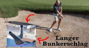Der Grund, Warum Ihre Lange Bunkerschläge oft zu Kurz sind