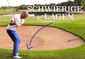 Mental Golf – Mit Einer Sehr Schwierigen Lage (Unter Druck) Klar Kommen