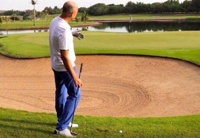 Mental golf - Schwierige Lagen