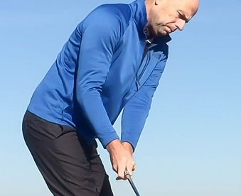 Golf swing - How long should I stay connected__opt_opt