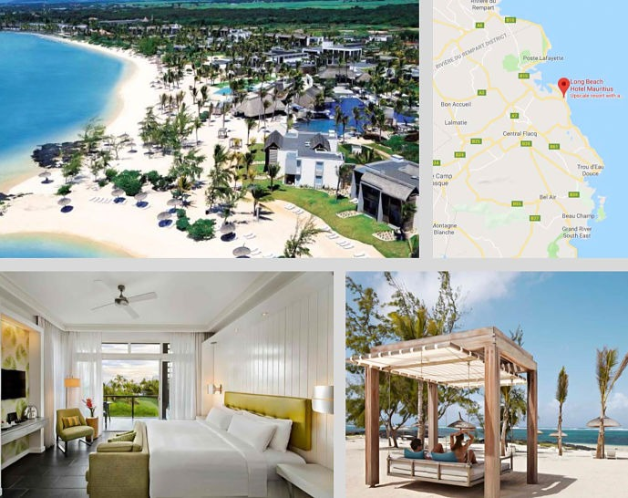 Long Beach Golf and Spa, Mauritius
