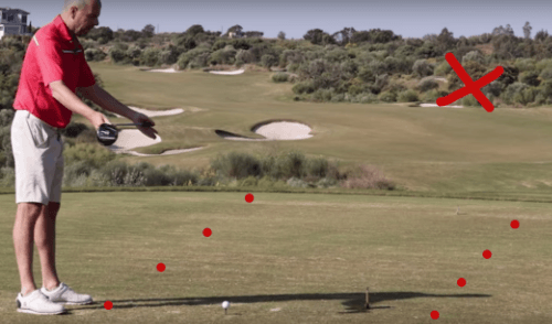 golf ausrichtung fehler 2