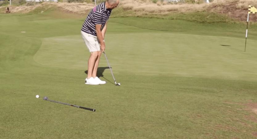 Chippen Golfschläger