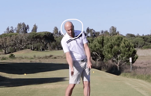 golfschwung mehr länge