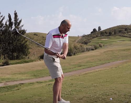 Powerzone Golfschwung