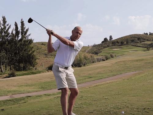 golf fade