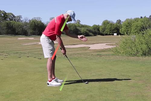 golf ausrichtung tipps