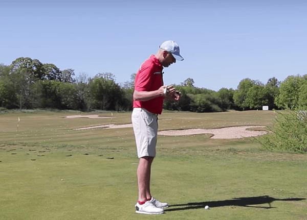 richtig golf ausrichtung