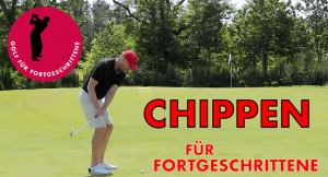 Chippen für Fortgeschrittene – wenn der Ball zu viel Backspin bekommt und nicht ausrollt