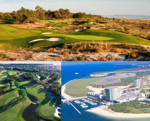 Golfreise Vaughan Hawtrey