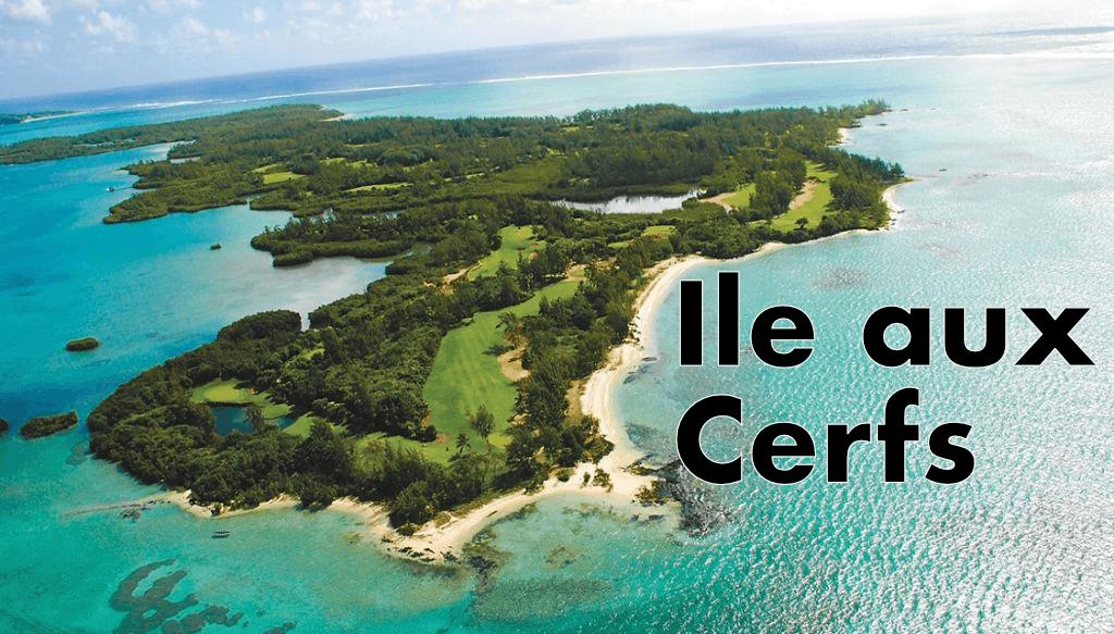 Ile Aux Cerfs Golfreise