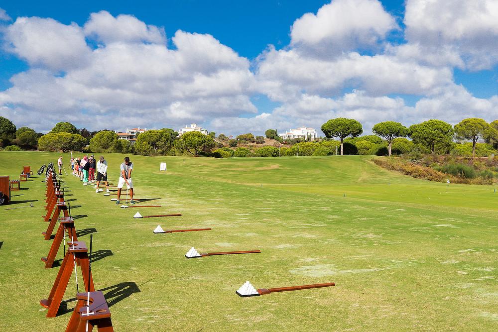 Anfänger Golfreise