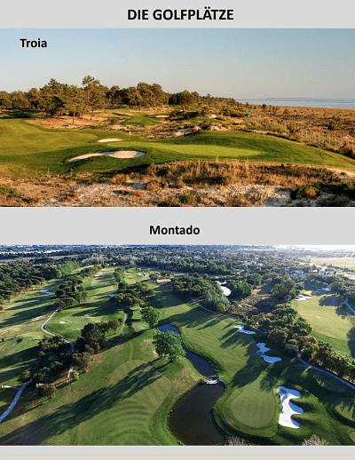Golfreise für Anfänger
