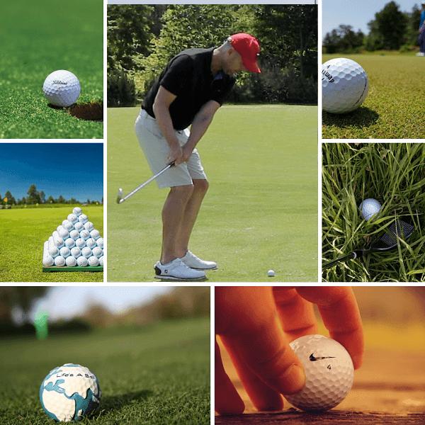 Welcher Golfball passt am Besten zu mir?