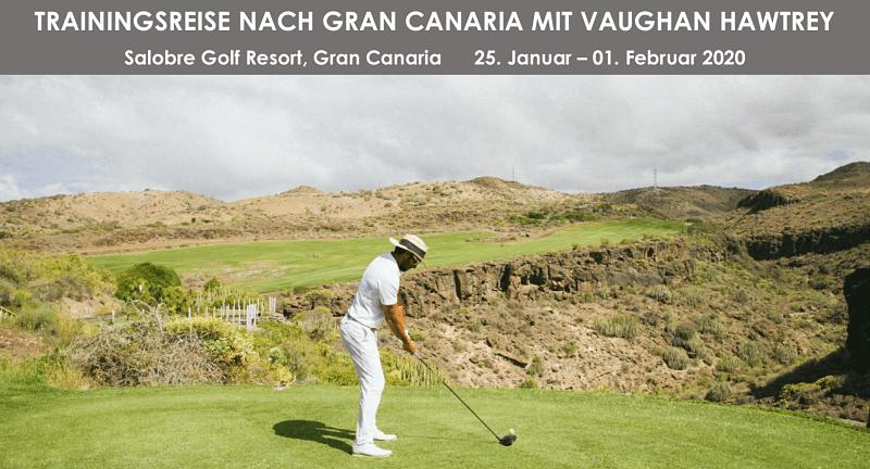 Golfreise mit Vaughan