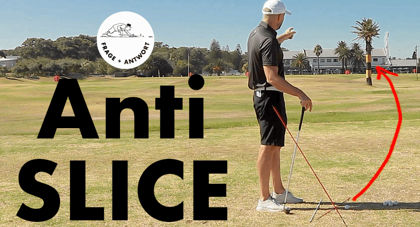 anti slice golf übung