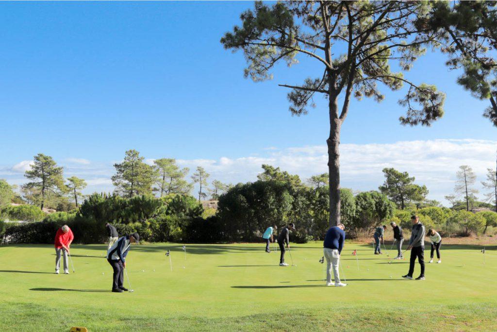 Golfreisen mit Vaughan