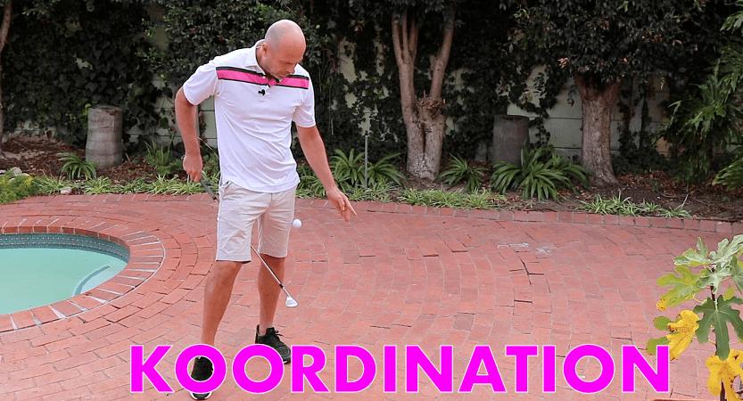 koordinationsübungen für golf