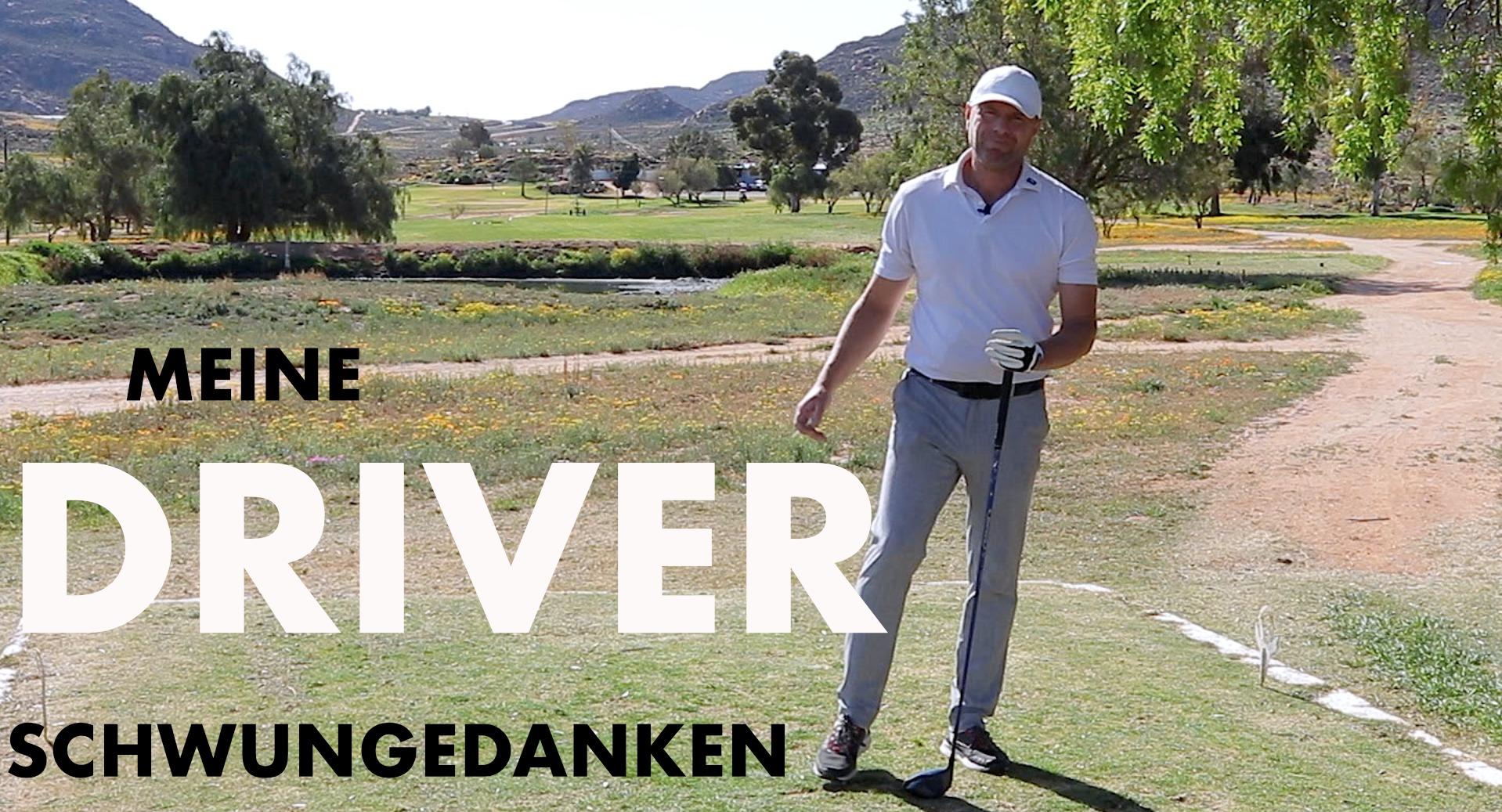 golf weit schlagen