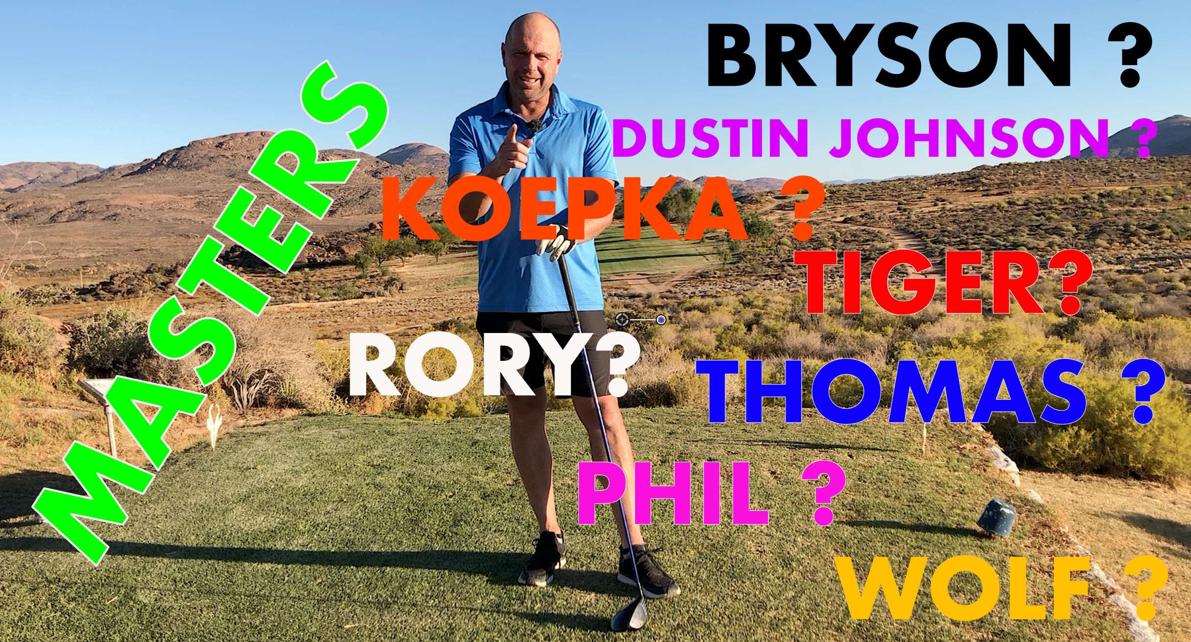das golf masters