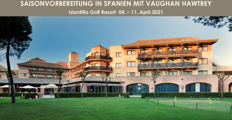 Saisonvorbereitung Spanien
