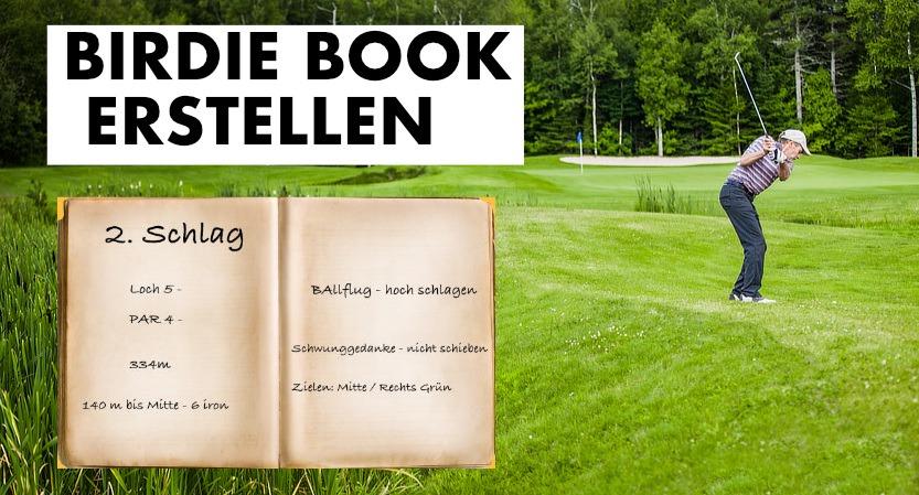 Birdie-Buch erstellen