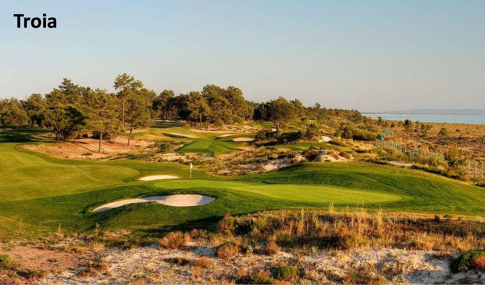 Troia Golfreise Golf