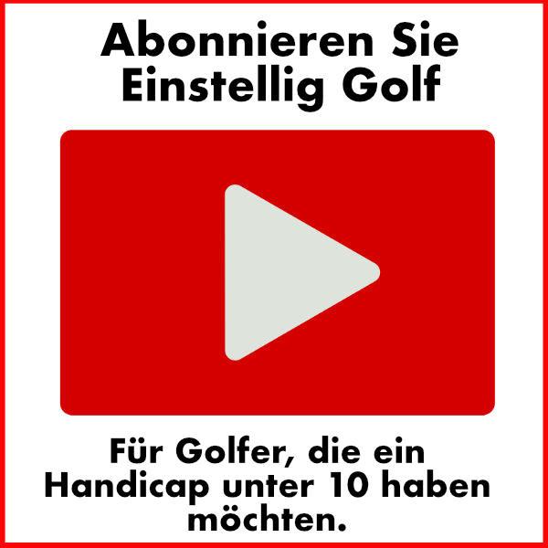 Einstellig golf