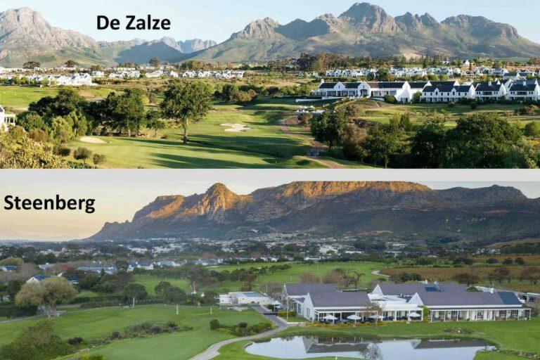 Golfeise nach Südafrika